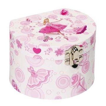 Goki® - Pozytywka Różowa Księżniczka, Goki 15437 - USZKODZONE OPAKOWANIE