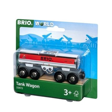 BRIO World Wagon Cysterna