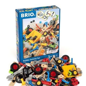 BRIO Builder Zestaw Majsterkowicza 211 el.