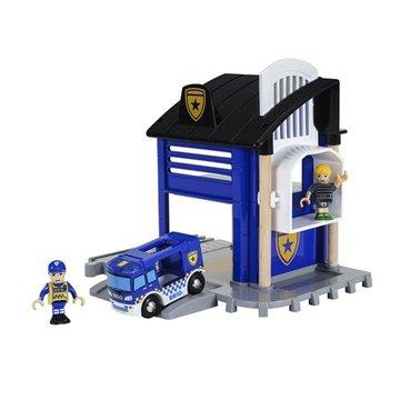 BRIO World Zestaw Komisariat Policji
