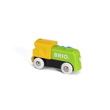 BRIO Moja Pierwsza Lokomotywa Na Baterię