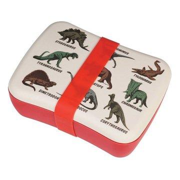 Lunchbox bambusowy, Dinozaury, Rex London