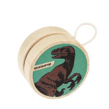 Drewniane Jojo, Velociraptor, Rex London
