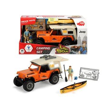 Dickie - Pojazd Play Life Prawdziwy camping