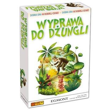 Egmont - Dobra gra w dobrej Cenie, Wyprawa Do Dżungli