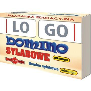 Adamigo - Gra Domino Sylabowe Logo