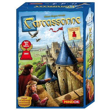 Bard - Gra Carcassonne PL Edycja 2