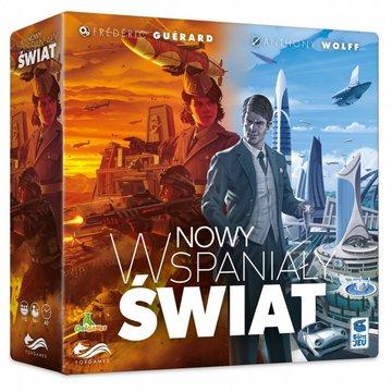 Foxgames - Gra Nowy Wspaniały Świat