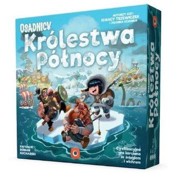 Portal Games - Gra Osadnicy Królestwa Północy