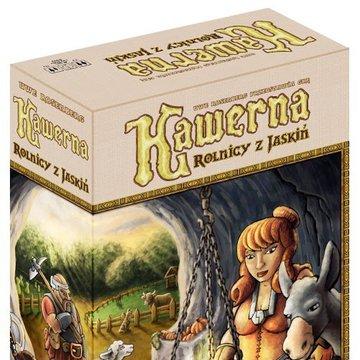 Lacerta - Gra Kawerna: Rolnicy z jaskiń