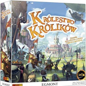 Egmont - Gra Królestwo Królików