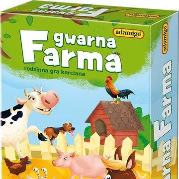 Adamigo - Gra karciana Gwarna farma