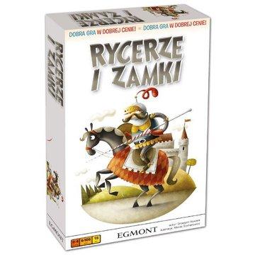 Egmont - Dobra gra w dobrej Cenie, Rycerze i zamki