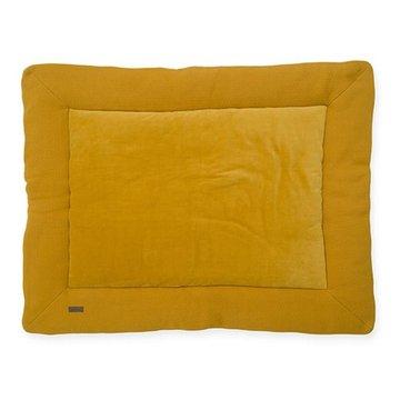 Jollein - Baby & Kids - Jollein - Mata do zabawy 80 x 100 cm Brick Velvet Mustard