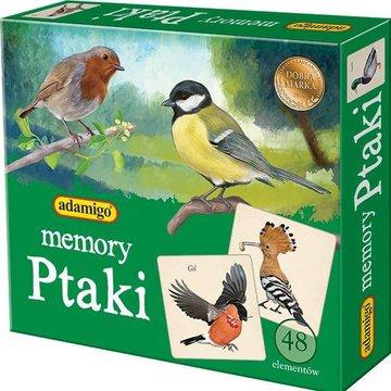 Adamigo - Gra Memory Ptaki