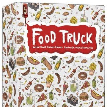 Nasza księgarnia - Gra Food Truck