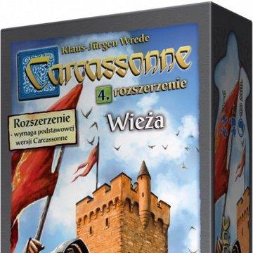 Bard - Gra Carcassonne PL 4. Wieża, Edycja 2