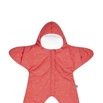 Baby Bites Kombinezon letni Star (3-6 miesięcy) Coral BABY BITES