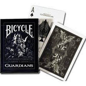 Bicycle - Karty Guardians