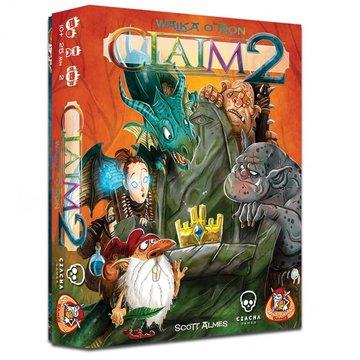 CZACHA GAMES - Gra Claim 2 Walka o Tron 2