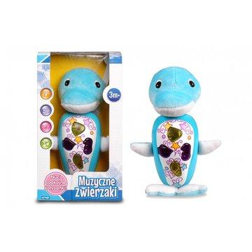 Artyk - Zabawka muzyczna - Delfinek