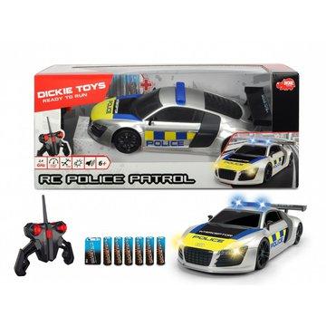 Dickie - Pojazd RC Police Patrol, 28 cm