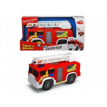 Dickie - Pojazd Straż pożarna 30 cm