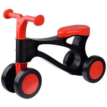 Lena - Rowerek czarno-czerwony
