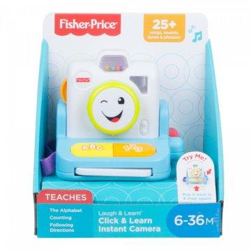 Fisher Price - Zabawka edukacyjna Wesoły aparat fotograficzny