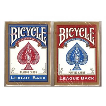 Bicycle - Karty League back