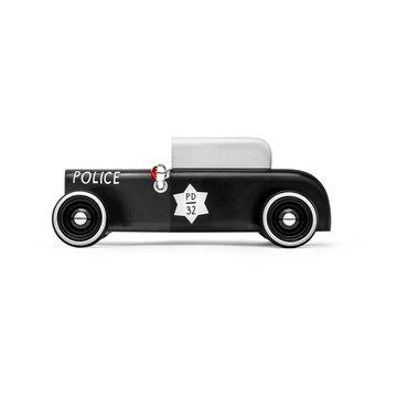 Candylab Drewniany Samochód Sheriff