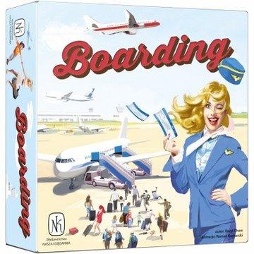 Nasza księgarnia - Gra Boarding (PL)