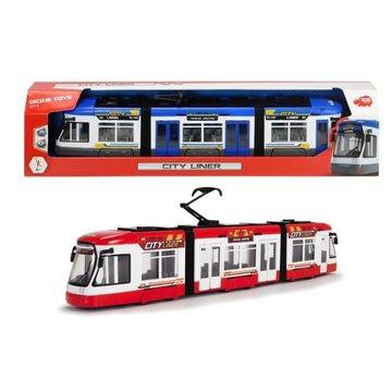 Dickie - Pojazd City Tramwaj 46 cm, AST