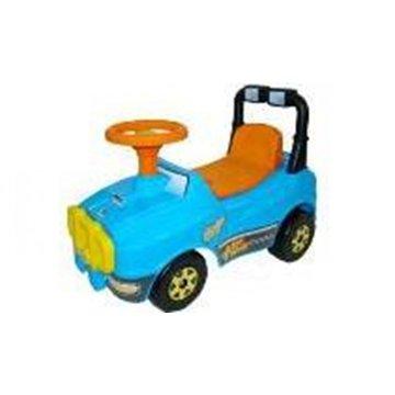 WADER-POLESIE - Pojazd Jeep jeździk