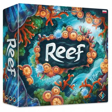 Foxgames - Gra Reef (PL)