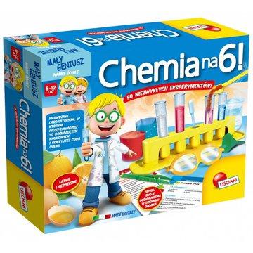 Lisciani - Chemia na 6! Mały Geniusz