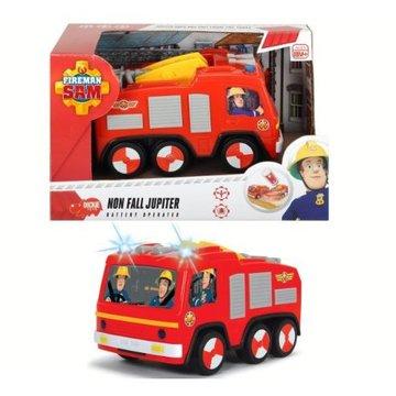 Dickie - Pojazd Strażak Sam Jupiter niespadający, 14cm