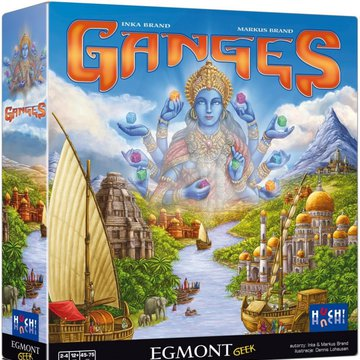 Egmont - Gra Ganges