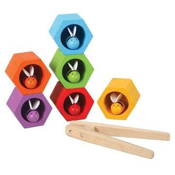 Plaster miodu z pszczółkami, gra zręcznościowa, Plan Toys®