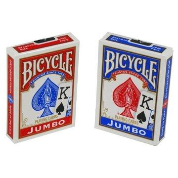 Bicycle - Karty Rider Back International Jumbo