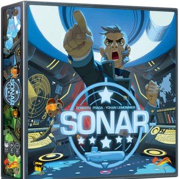 Foxgames - Gra Sonar