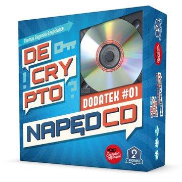 Portal Games - Gra Descrypto: Naped CD