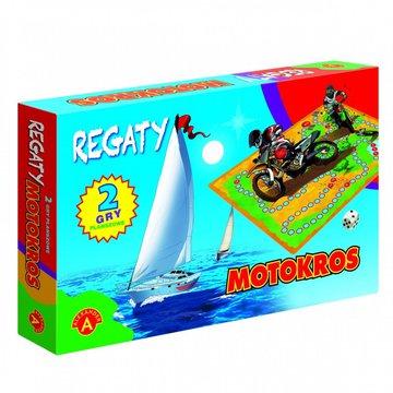Alexander - Gra Regaty - motokros