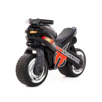 WADER-POLESIE - Jezdźik motor czarny