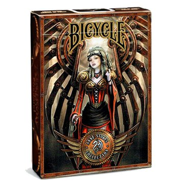 Bicycle - Karty Anne Stokes Steampunk