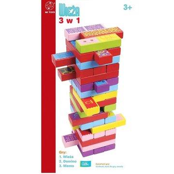 Albi - Gra Wieża 3w1