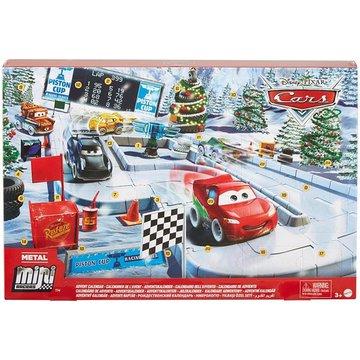 Mattel - Auta. Mikroauta Kalendarz adwentowy 2020