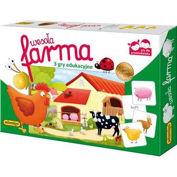 Adamigo - Wesoła Farma - Loteryjka Edukacyjna