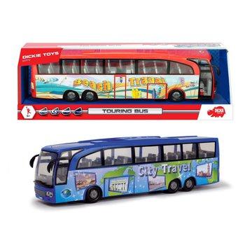 Dickie - Autobus turystyczny, 2 rodzaje