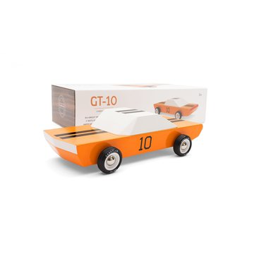 Candylab Drewniany Samochód GT-10